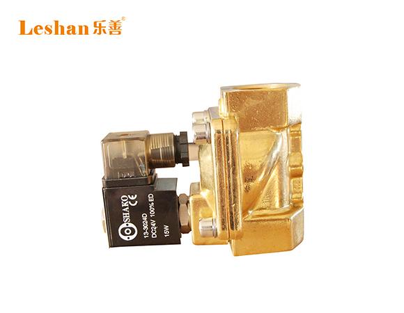 SHAKO台湾新恭电磁阀 锻造铜引导式内螺纹电磁阀定制